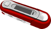 MP3 player image
